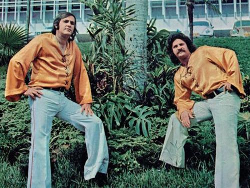 Divino Reis e Deny Ringo