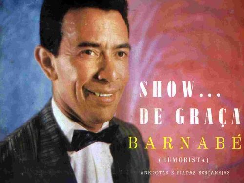 Barnabé, O Humorista