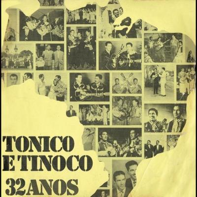 Tonico E Tinoco - 78 RPM 1953