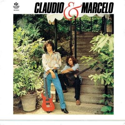 Cláudio E Marcelo - 1992 (RGE 3036243)