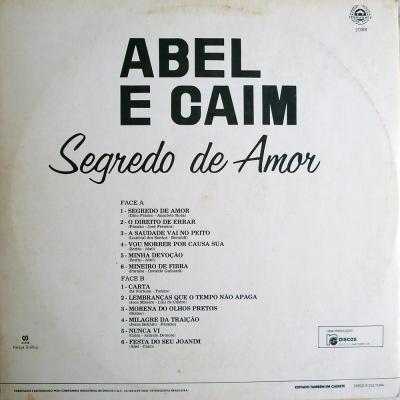Abel-Caim-1983-Segredo-de-Amor-LPITAM2088