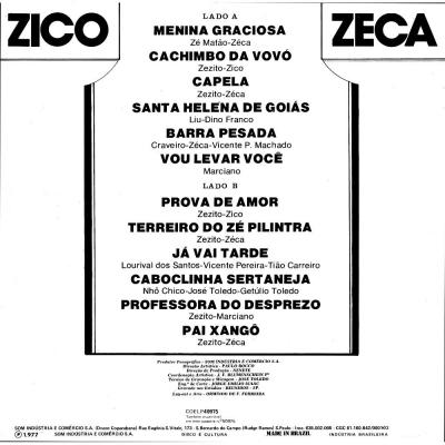 zico_zeca_1977_zico_zeca_menina_graciosa
