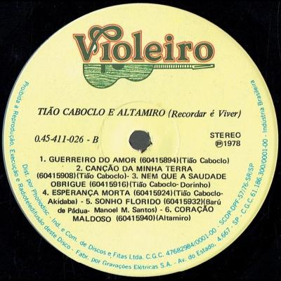 tiao_caboclo_altamiro_1978_recordar_e_viver