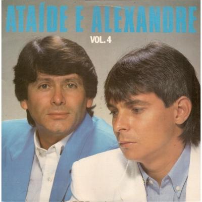Cezar E Paulinho - Volume 4 (SERTANEJO 111405626)