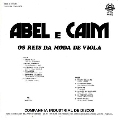 Abel- Caim-1981-Os-Reis-da-Moda-de-Viola
