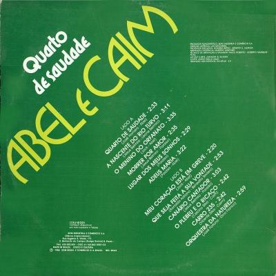 Abel-Caim-1980-Quarto-de-Saudade