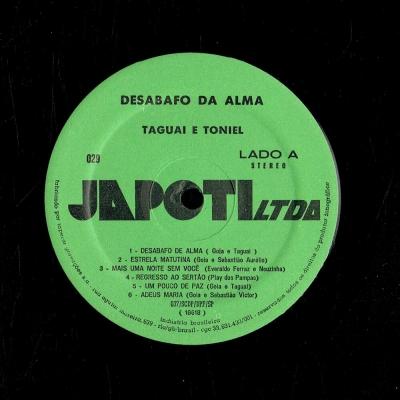 taguai_e_toniel_1975_desabafo_da_alma