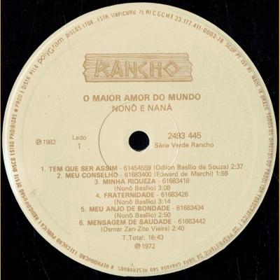 nono_nana_1972_1982_o_maior_amor_do_mundo