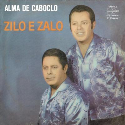 Zilo E Zalo E Seus Sucessos (CHANTECLER CH 3044)