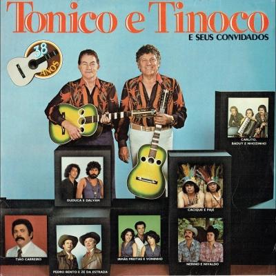 Tonico E Tinoco - 78 RPM 1960