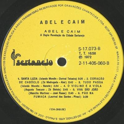 Abel-Caim-1967-A-Dupla Revelação