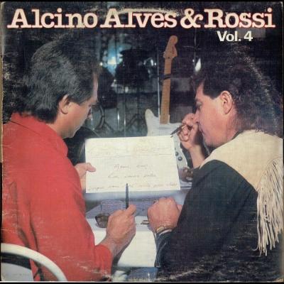 Alcino Alves E Rossi (1984) (Volume 2) (GGLP 037)