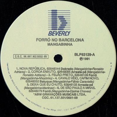 Forró Brilhante (CHANTECLER 207405368)