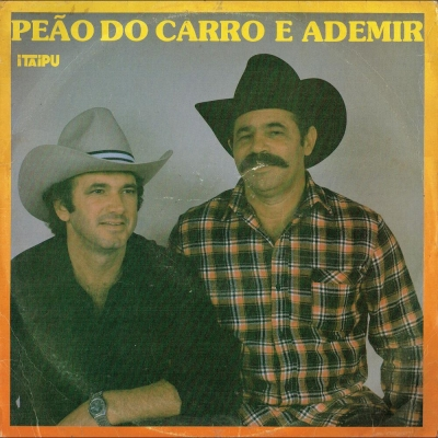 Ademir E Ademar - Volume 1 (LP 211405043)