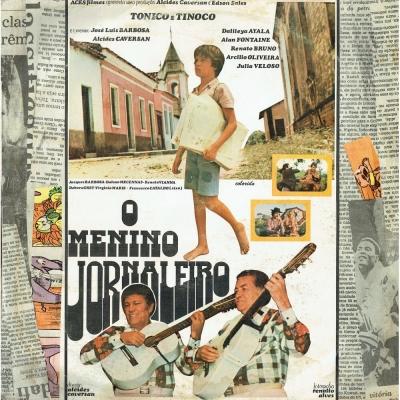 Trilha Sonora Do Filme O Menino Jornaleiro (CHANTECLER 211405483)