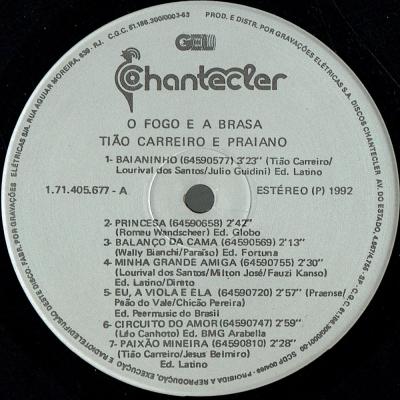 Tiao_Carreiro_Praiano_1992_O_Fogo_E_A_Brasa
