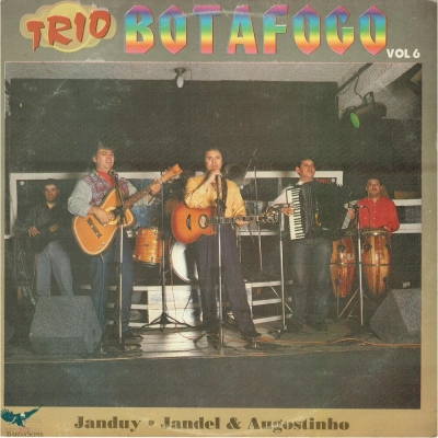Trio Botafogo (1995) (Volume 6) (BARDASONS 941531)