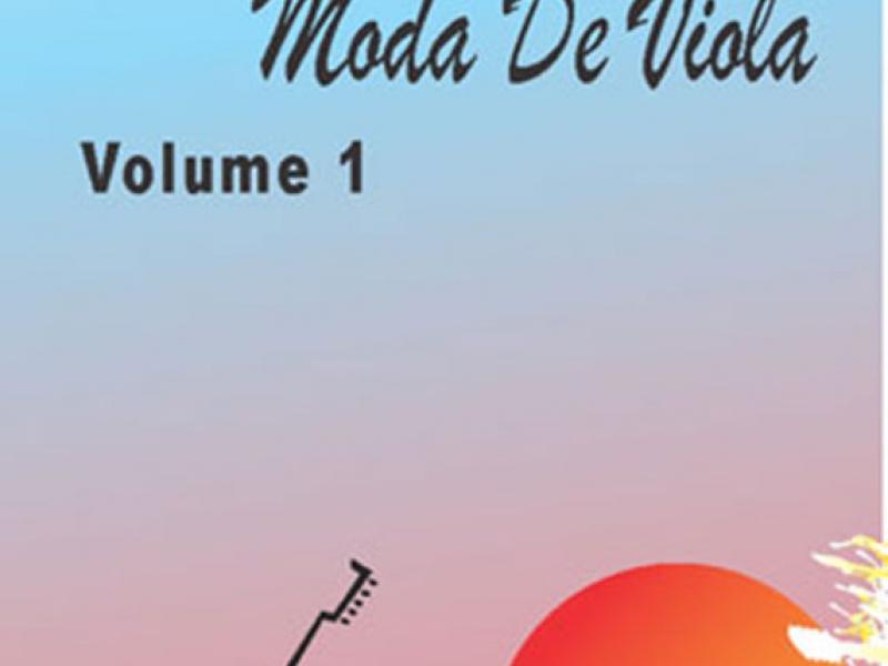 Moda De Viola - Volume 1 - Com cd de áudio